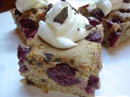 diary of a mad hausfrau classic german sunken sour cherry cake