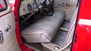 Classic Ford Truck Seats - seat belt installation redwood city for a vintage chevy pick up by