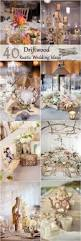 25 best driftwood wedding centerpieces ideas on pinterest