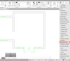 autocad for architects acuity training