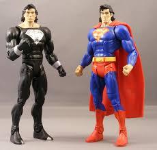 review u003e recovery suit superman dc universe classics