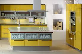 blue kitchen cabinets yellow walls lakecountrykeys com