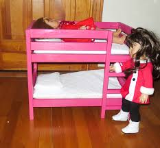 American Doll Bunk Bed Tips For Furniture Finishing Demonstrated On The American