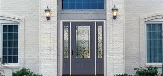 Exterior Door With Window Entry Doors Window World Tx