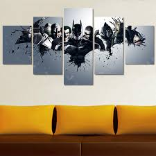 Batman Decoration Aliexpress Com Buy 2016 New Unframed Hd Printed Harley Quinn