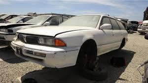 1993 mitsubishi diamante station wagon u2013 junkyard find