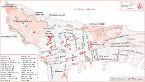 san juan map san juan map tourist attractions travel map