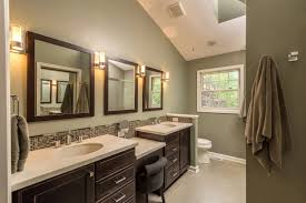 Yellow And Grey Bathroom Ideas Blue And Bathroom Ideas Ornamented Large Brown Wardrobe