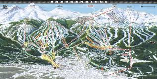Park City Utah Trail Map by Breckenridge Colorado Ski Trail Map Elevation Terrain Opening Dates