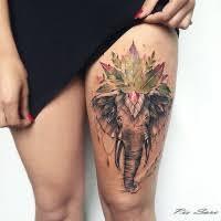 four leaf clover tattoo tattooimages biz