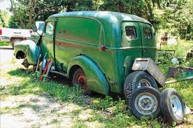 Antique Ford Truck Club - 1942 ford truck so is it worth saving rod network