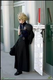 Cloud Strife Halloween Costume Final Fantasy Cosplay Cloud Strife Amazing Cosplay Melee