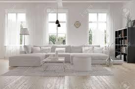 Wohnzimmer Lounge Bar Moderne Großzügige Lounge Oder Wohnzimmer Innenraum Mit