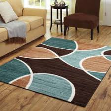 5 X7 Area Rug Better Homes And Gardens Geo Waves Area Rug Blue Size 5 X7