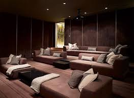 Home Theater Design Stunning Ideas Cinema Designers