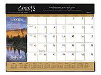 printglobe desk pad calendars custom desk calendars
