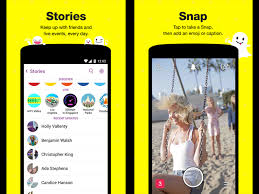 snapchat for android snapchat receives an update on the android platform featured