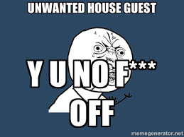 Yu No Meme Generator - unwelcome memes image memes at relatably com