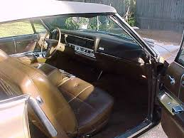 Saddle Interior All 1967 Cadillac Models Colors And Interiors Including Color Charts