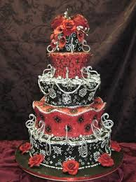 gothic wedding cakes wedding cakes wedding ideas and inspirations