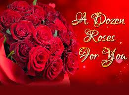 a dozen roses a dozen roses for you