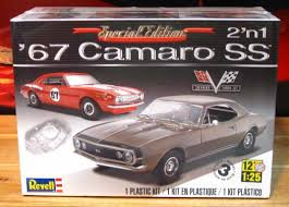 1967 camaro kit revell 1967 camaro ss special edition kit sealed revell monogram