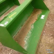 john deere loader bucket fits jd 640 640sl ontario used loading