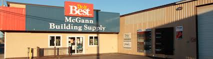 location mcgann building supply inc