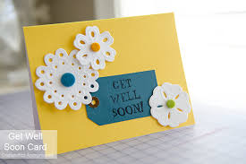 get well soon cards craftaholics anonymous get well soon card lifestyle crafts