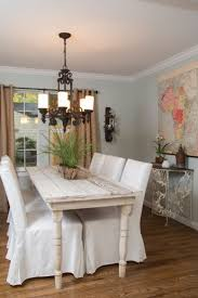 Skinny Dining Table by Special Thanks To Deux Maison For Sharing Their Amazing Photos