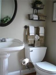 Ideas Small Bathrooms My Half Bathroom Decor Inspirations Bathroom Decorating Home