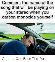 Song Name Meme - comment the name of the song that will be playing on your stereo