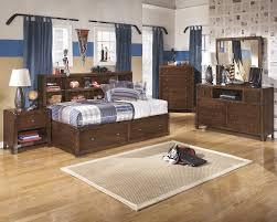 youth bedroom sets bunks furniture decor showroom casual rustic brown youth bedroom group bookcase studio bed twin full underbed drawer