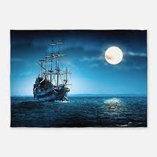 pirate ship rugs pirate ship area rugs indoor outdoor rugs