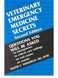 veterinary emergency medicine secrets cardiopulmonary