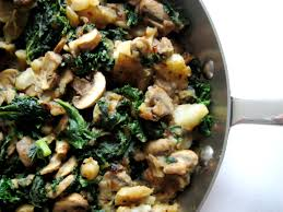kale potato and skillet laurie sadowski