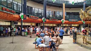Cushioned Bleacher Seats With Backs Detroit Tigers Seating Guide Comerica Park Rateyourseats Com