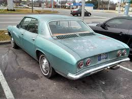 curbside classic 1965 chevrolet corvair 500 u2013 double or nothing