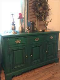 strong bold and stately chalk paint in amsterdam green is a