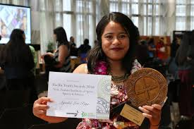 The Winner Of New Zealand by Nz Pacific Youth Award Winners Give Back To Community Radio New