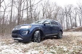 Ford Explorer Platinum - 2016 ford explorer platinum review