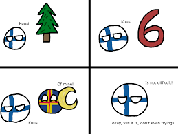 Finnish Language Meme - finnish for beginners polandball