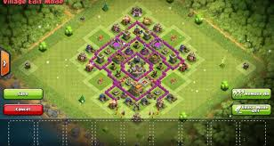 layout coc town hall level 7 best clash of clans town hall 7 hybrid base layouts