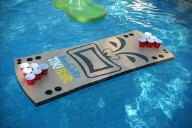 floating table for pool foam beer pong tables foam floating tables