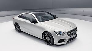 mercedes e class coupe edition 1 launch model limited to 555 units