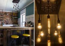 Light Bulb Chandelier Diy 10 Diy Edison Bulb Lights And Pendants That Leave You Dazzled