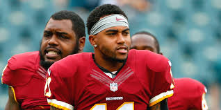 look desean jackson is taking a stand against police brutality