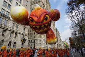 macy s thanksgiving day parade goes without a hitch amid tight