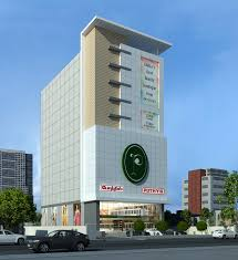elevation designs commercial buildings villa residential design
