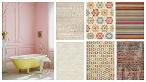 bohemian bath rugs nw rugs u0026 furniture